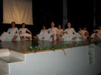 Teatro Euro - Le ragazze della scuola di danza Arte Libera si esibiscono ne I Ricordi, prologo della conferenza tenuta dal Dott. Carmelo Impera sul tema Educare oggi giovani e famiglie - Un modello per promuovere l'agio e prevenire il disagio, organizzata dall'Opera Salesiana Don Bosco di Alcamo ed il Centro Socio-Psico-Pedagogico Carl Rogers - Comunità di Accoglienza Oasi Don Bosco di Ispica (RG) - 29 gennaio 2006   - Alcamo (1228 clic)