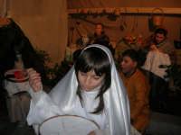 PRESEPE  VIVENTE - I.C. Giovanni Pascoli - 20 dicembre 2008  - Castellammare del golfo (496 clic)