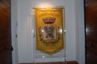Museo di Arte Sacra - Stendardo del Comune - 2 gennaio 2009  - Salemi (2976 clic)