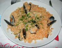 risotto alla marinara presso la Spaghetteria - Frutti di Mare da Giovanni - 1 giugno 2007   - Balestrate (11054 clic)