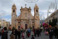 Festa di li Schietti - Piazza Duomo - Chiesa Madre Maria SS. delle Grazie - 23 marzo 2008   - Terrasini (3036 clic)