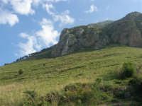 la montagna - 12 giugno 2007  - Castellammare del golfo (777 clic)