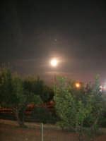 luna piena - 1 giugno 2007  - Alcamo (1082 clic)