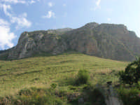 la montagna - 12 giugno 2007  - Castellammare del golfo (719 clic)