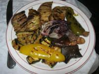 verdure grigliate - C.da Digerbato - Tenuta Volpara - 21 dicembre 2008          - Marsala (2190 clic)
