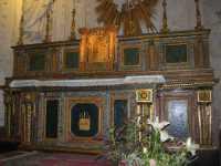 Chiesa Madre - interno - 4 ottobre 2009  - Partanna (1585 clic)