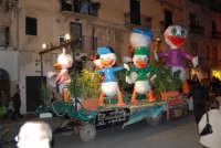 Carnevale 2008 - Sfilata Carri Allegorici lungo il Corso VI Aprile - 2 febbraio 2008   - Alcamo (851 clic)
