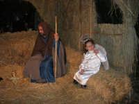 Presepe Vivente presso l'Istituto Comprensivo A. Manzoni - 21 dicembre 2008   - Buseto palizzolo (701 clic)