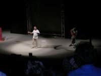 Jobbe Covatta durante il suo spettacolo Melanina e Varichina nel Teatro di Segesta - 31 luglio 2005   - Segesta (3755 clic)