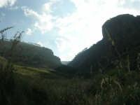 la montagna - 12 giugno 2007  - Castellammare del golfo (745 clic)