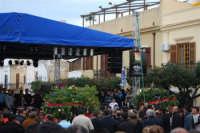 Festa di li Schietti - Piazza Duomo - la gara dell'alzata dell'albero - 23 marzo 2008   - Terrasini (2750 clic)