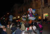 Carnevale 2008 - Sfilata Carri Allegorici lungo il Corso VI Aprile - 2 febbraio 2008   - Alcamo (678 clic)