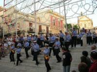 Festeggiamenti in onore di Maria SS. dei Miracoli - Patrona di Alcamo - Piazza Ciullo e Piazza Mercato - Cerimoniale della Calata - Discesa Al Santuario - 20 giugno 2006   - Alcamo (1839 clic)