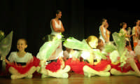presso il Teatro Cielo d'Alcamo, il Saggio di danza, diretto da Rosanna Stabile - ARTE LIBERA - I Colori del mondo: LA PACE (foto 135)- 16 giugno 2007  - Alcamo (1001 clic)