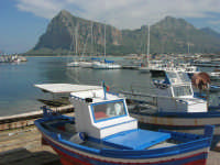 dal porto il monte Monaco - 10 maggio 2009    - San vito lo capo (1763 clic)