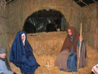 Presepe Vivente presso l'Istituto Comprensivo A. Manzoni - 21 dicembre 2008   - Buseto palizzolo (682 clic)