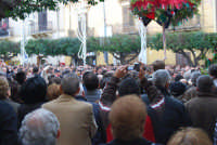 Festa di li Schietti - Piazza Duomo - la gara dell'alzata dell'albero - 23 marzo 2008   - Terrasini (2986 clic)