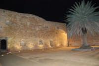 Castello arabo normanno - cortile interno - 2 gennaio 2009  - Salemi (2633 clic)