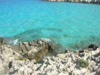 il mare dalla via Faro - 26 agosto 2009   - San vito lo capo (990 clic)
