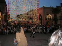 Festeggiamenti in onore di Maria SS. dei Miracoli - Patrona di Alcamo - Piazza Ciullo - Esibizione del Gruppo Storico dei Cavalieri di S. Giorgio - 20 giugno 2006   - Alcamo (1346 clic)