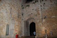 Castello arabo normanno - cortile interno - 2 gennaio 2009  - Salemi (2607 clic)