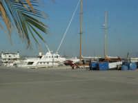 Il porto - 2 agosto 2005   - Trapani (1230 clic)