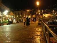 via Don L. Zangara - notturna - 4 agosto 2009   - Castellammare del golfo (1668 clic)
