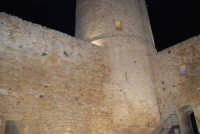Castello arabo normanno - cortile interno - 2 gennaio 2009  - Salemi (2597 clic)
