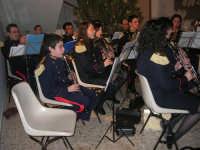 Concerto della Banda Musicale G. Candela presso l'Istituto Comprensivo A. Manzoni - 21 dicembre 2008    - Buseto palizzolo (1375 clic)