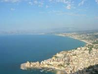 panorama della città e del golfo - 12 giugno 2007  - Castellammare del golfo (690 clic)