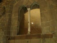 Castello arabo normanno - particolare del cortile interno - 2 gennaio 2009   - Salemi (2562 clic)