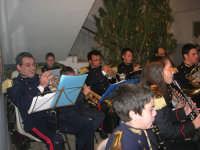Concerto della Banda Musicale G. Candela presso l'Istituto Comprensivo A. Manzoni - 21 dicembre 2008    - Buseto palizzolo (1572 clic)