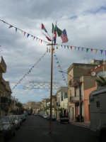 Festa di li Schietti - albero della cuccagna - 23 marzo 2008   - Terrasini (2298 clic)