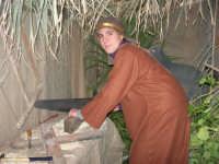 PRESEPE  VIVENTE - I.C. Giovanni Pascoli - 20 dicembre 2008  - Castellammare del golfo (425 clic)