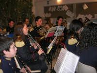 Concerto della Banda Musicale G. Candela presso l'Istituto Comprensivo A. Manzoni - 21 dicembre 2008   - Buseto palizzolo (1281 clic)