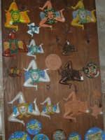 Esposizione di ceramiche - 2 agosto 2005  - Erice (1512 clic)