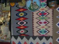 Tappeti e ceramiche - 2 agosto 2005  - Erice (1672 clic)