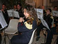 Concerto della Banda Musicale G. Candela presso l'Istituto Comprensivo A. Manzoni - 21 dicembre 2008   - Buseto palizzolo (1324 clic)