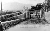 Tramvia elettrico - funicolare - Palermo-Monreale  - Palermo (7188 clic)