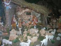 Presepe in vetrina in via Fardella - 21 dicembre 2008          - Trapani (1037 clic)