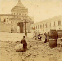 Porta Nuova  - Palermo (5619 clic)