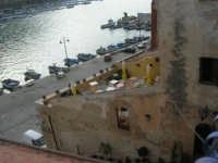 vista dal ponte sul porto - 12 giugno 2007   - Castellammare del golfo (697 clic)