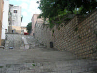scalinata adiacente alla villa - 12 giugno 2007   - Castellammare del golfo (1235 clic)