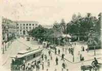tram in Piazza Marina  - Palermo (7650 clic)