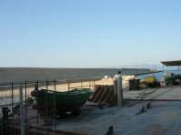 lavori in corso al porto - 14 giugno 2007   - Castellammare del golfo (741 clic)