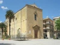 visita alla città - Chiesa di San Domenico in Piazza Angelo Scandaliato - 25 aprile 2008   - Sciacca (1283 clic)
