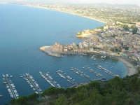 panorama dal Belvedere - 14 giugno 2007   - Castellammare del golfo (1198 clic)