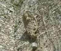 Stemma all'ingresso del Torrione medievale - 22 maggio 2009   - Erice (2510 clic)