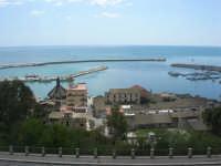 visita alla città - vista sul porto - 25 aprile 2008   - Sciacca (1292 clic)