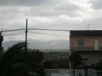 primo giorno di primavera: la neve sui monti! - Buon compleanno ad Alda Merini - 21 marzo 2007  - Alcamo (1394 clic)